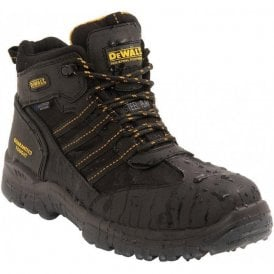 Black Nickel Safety Boots