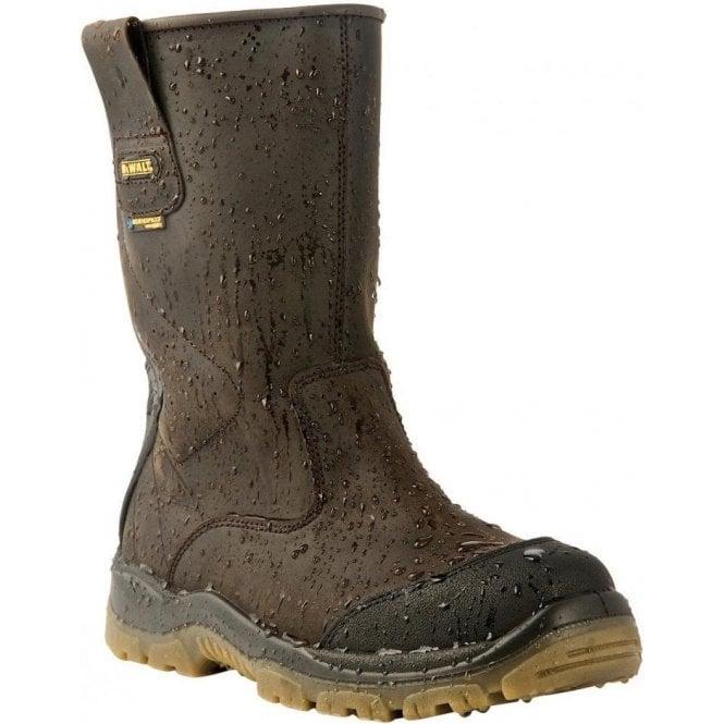 DeWalt Brown Tungsten Safety Boot
