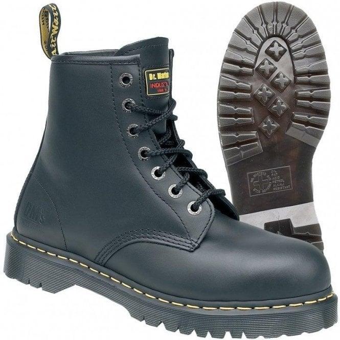 Dr. Martens 7 Eye Steel Cap Boots