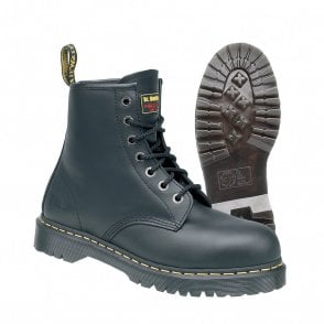 7 Eye Steel Cap Boots