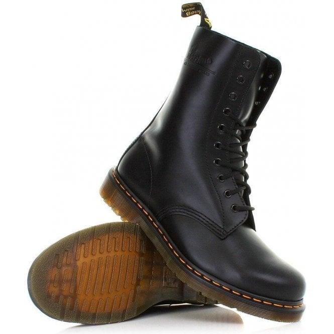 Dr. Martens Black 10 Eye 1490 Original, Unisex-Adult Boots