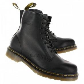 Black 8 Eye Boot