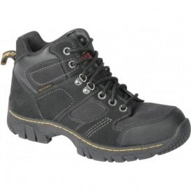 Black Benham ST Safety Boots