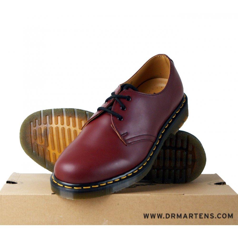 f477676717e54 Cherry 1461 Flat Shoes