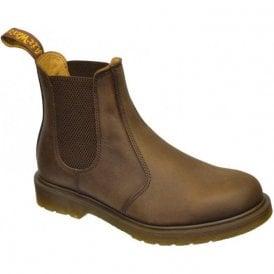 Dr Martens DM'S 2976 11853201 Gaucho Crazy Horse Chelsea Dealer Boots