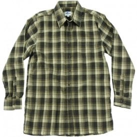 Brown Fakenham Checked Shirt