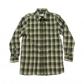 Fakenham Checked Shirt - Brown