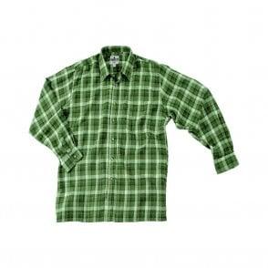 Fakenham Checked Shirt - Green