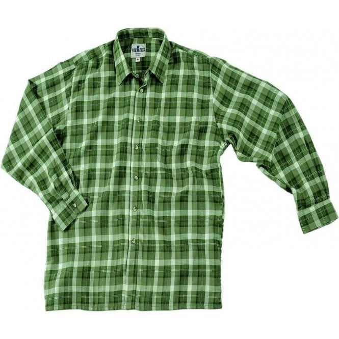 Fortress Green Fakenham Checked Shirt