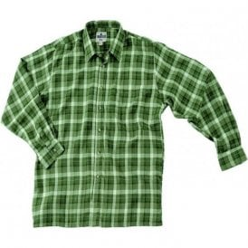 Green Fakenham Checked Shirt