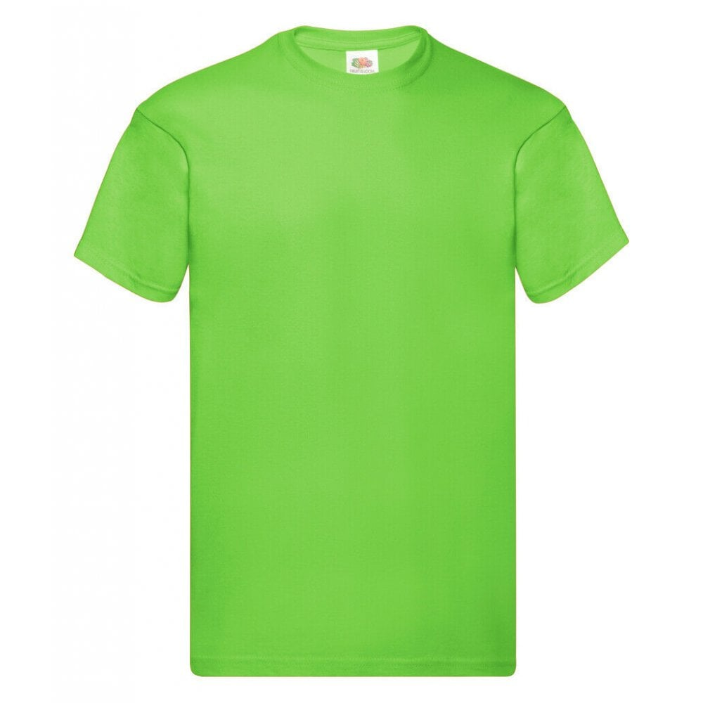 Fruit of the Loom Mens Valueweight Short Sleeve T-Shirt