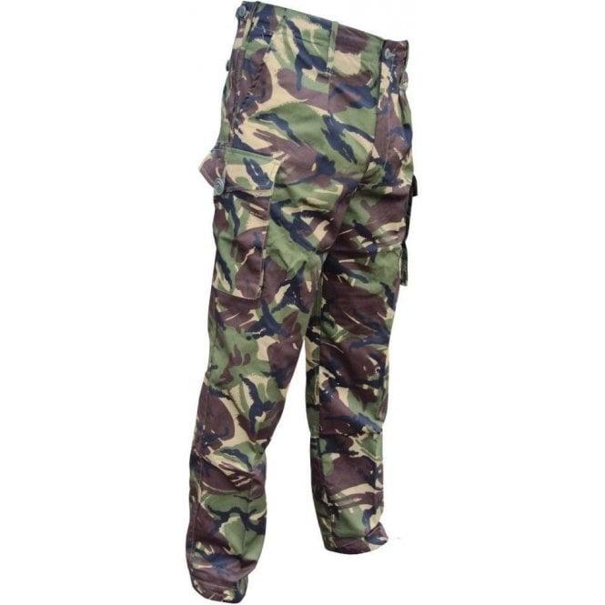 British Army Surplus Genuine British Army Surplus DPM Woodland Trousers
