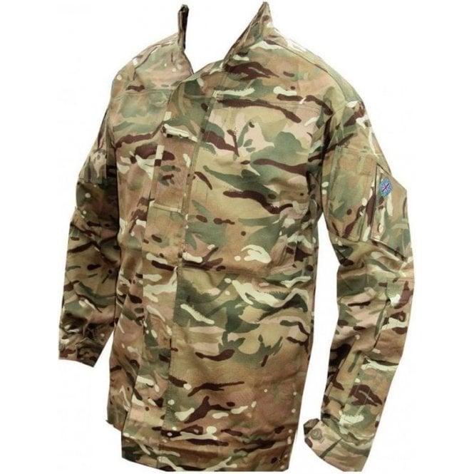 British Army Surplus Genuine British Army Surplus Grade 1 M.T.P PCS Combat Shirt