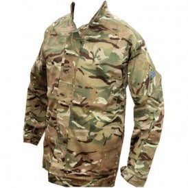 Genuine British Army Surplus Grade 1 M.T.P PCS Combat Shirt