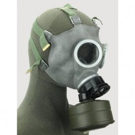 Polish Gas Mask & Bag