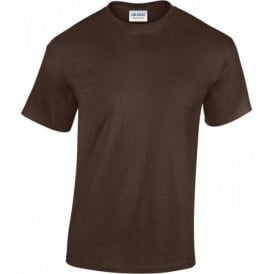 Brown Military T-shirt 185gsm