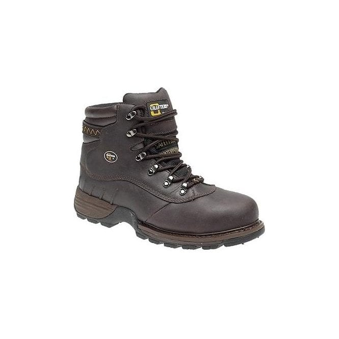 Grafters Steel Toe Cap Waterproof Boots