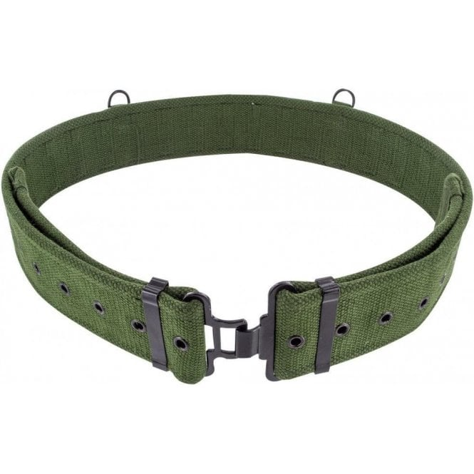 Highlander 58 Pattern Military Style Webb Belt
