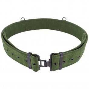 58 Pattern Military Style Webb Belt