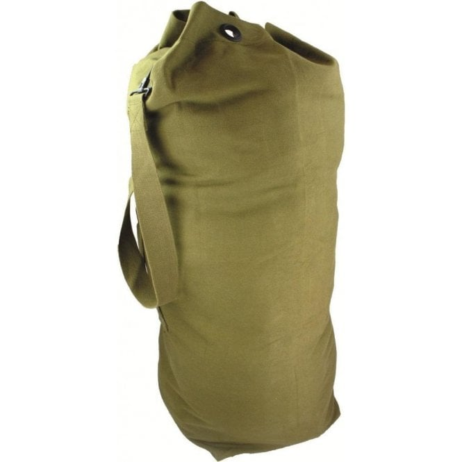 Highlander Army Kit Bag Olive Green