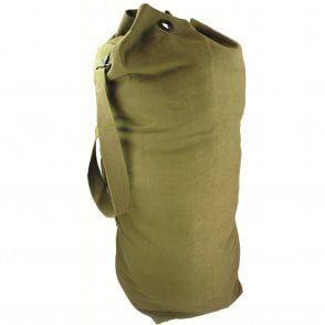 Army Kit Bag Olive Green