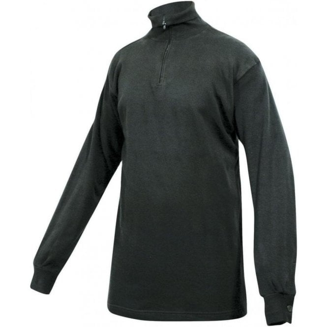 Highlander Black Norwegian Army Shirt