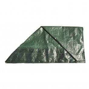 Groundsheet Tarpaulin 12'x8' - 3.6m x 2.4m