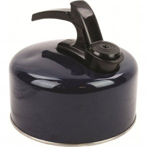Large 2ltr Aluminium Whistling Kettle