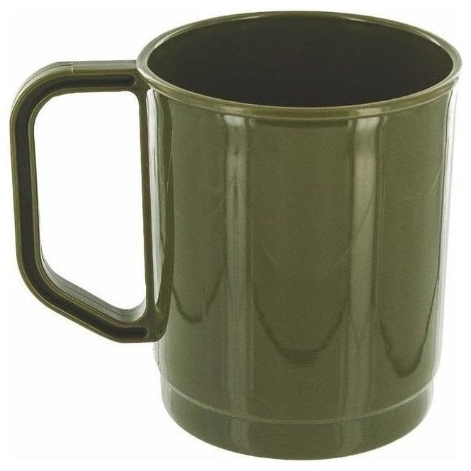 Highlander Lightweight Drinking Mug, polypropylene, 275ml (dishwasher & microwave safe)