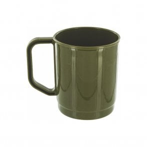 Lightweight Drinking Mug, polypropylene, 275ml (dishwasher & microwave safe)
