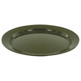 Olive 24cm Flat Plate
