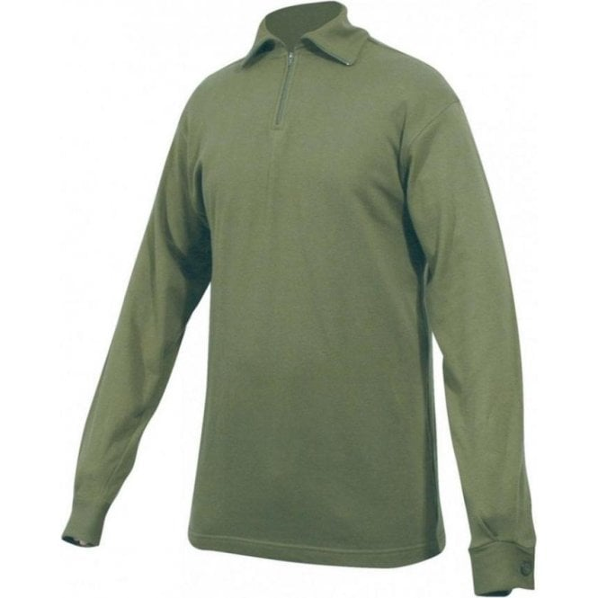 Highlander Olive Green Norwegian Army Shirt