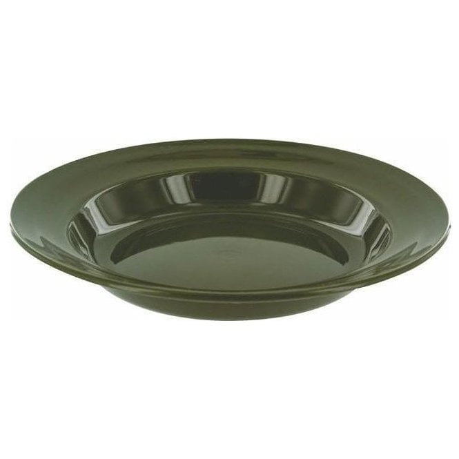 Highlander Olive Polypropylene Bowl
