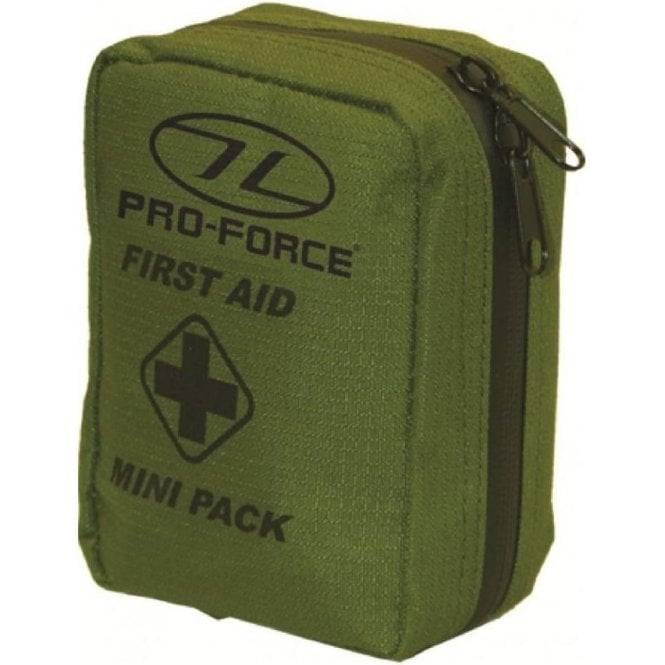 Highlander Pro-Force Military First Aid - Mini Pack