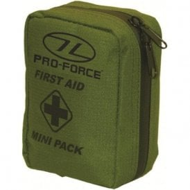 Military First Aid - Mini Pack