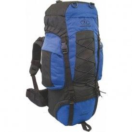 Rambler 66L Rucksack Blue