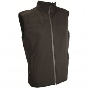 Softshell Gilet - Black