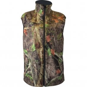 Softshell Gilet - Tree Deep Camo