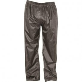 Stormguard Packaway Waterproof Trouser Black
