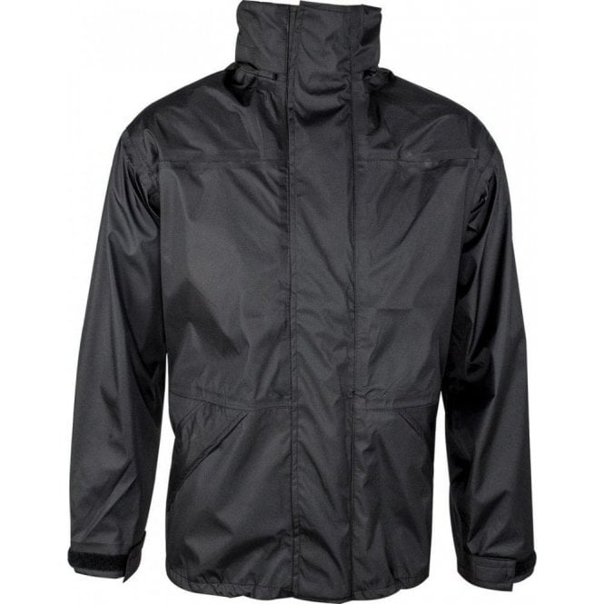 Highlander Tempest Waterproof Jacket Black