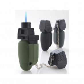 TurboFlame Military Original  Mini Blow Torch GX7R  Jet Flame Lighter