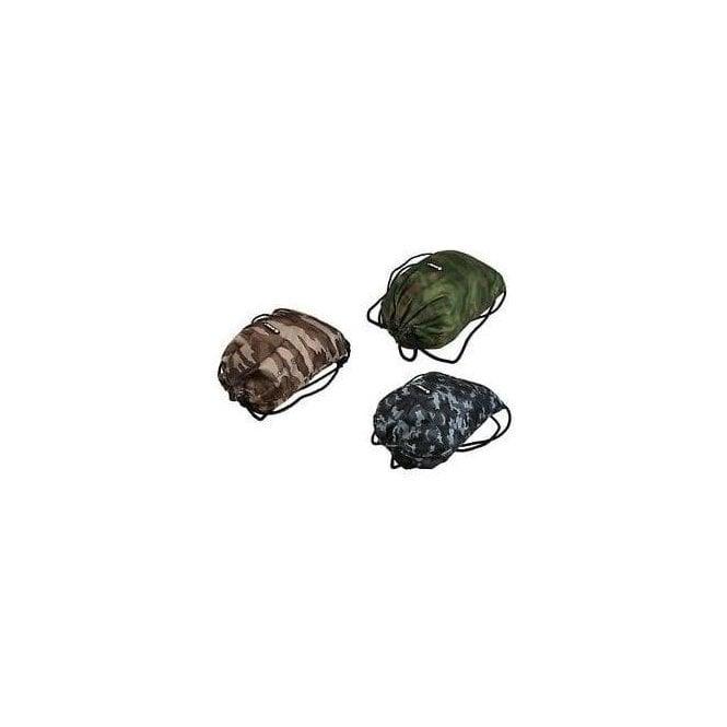 HiTec Camouflage Drawstring Swimming/Gym/PE Kit Bag