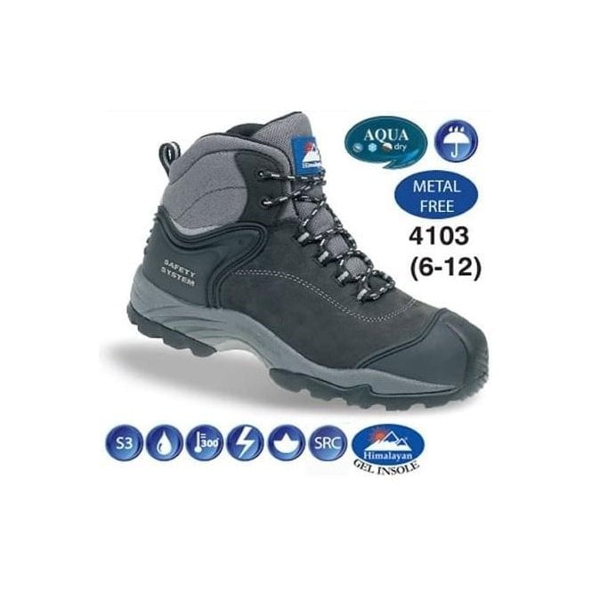 HiTec Himalayan Gravity 2 Waterproof Metal free Safety Boots