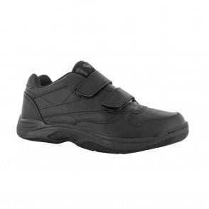 Legend Wide Fit Velcro Trainer