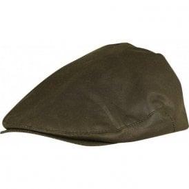 Wax Flat Cap