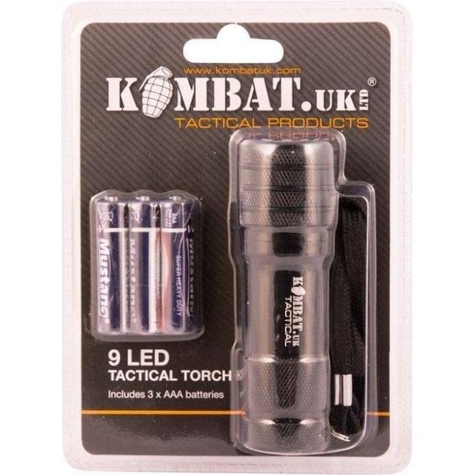 Kombat 9 Led Tactical Torch
