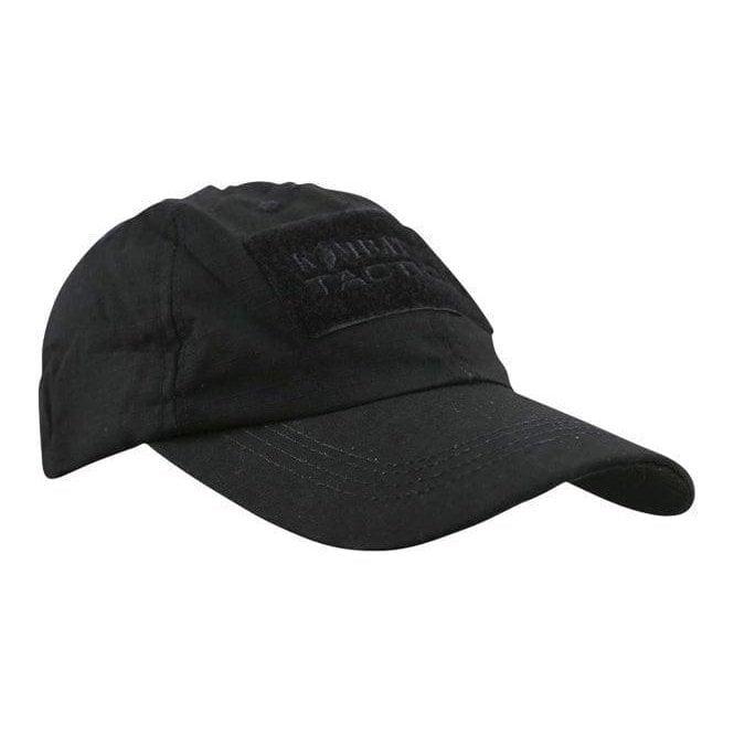 Kombat Adult Operators Baseball Cap Black