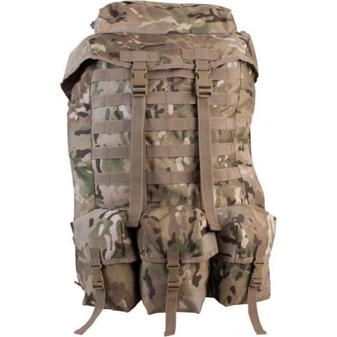 Kombat Airborne Bergan Rucksack 100L Multicam