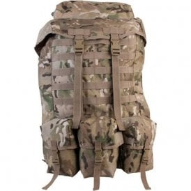 Airborne Bergan Rucksack 100L Multicam