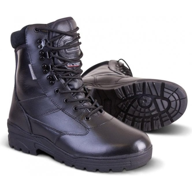 Kombat All Leather Patrol Boots